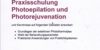 Photoepilation und Photorejuvenation